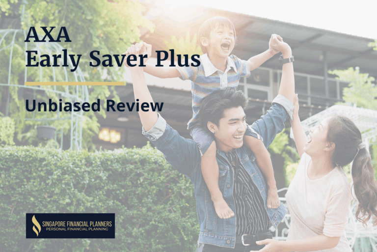 AXA Early Saver Plus Review