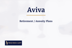 Aviva retirement annuity plans