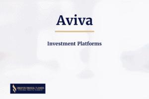 aviva investment plans and platforms