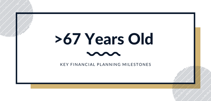 financial planning after retirement ageial planning after retirement age