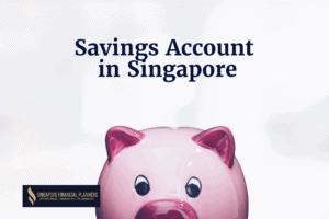 savings account singapore