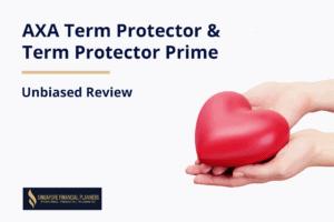 axa term protector prime review